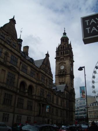 Bilde fra Sheffield