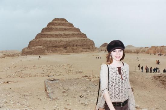 Bilde fra Giza