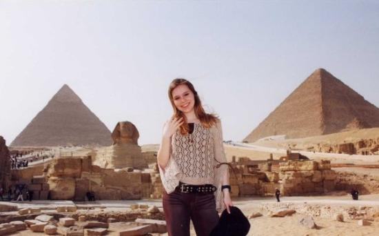 Sphinxen: Egypt pyramids