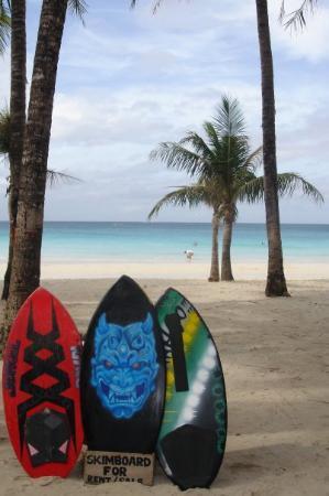 Cebu by, Filippinene: herlige Boracay
