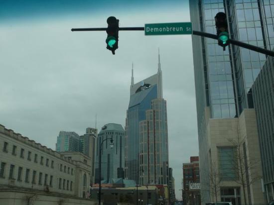 Down Town Nashville...