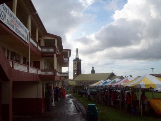 Bilde fra St. George's