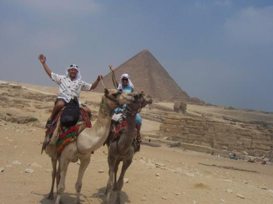 Kheopspyramiden: Pyramids of Egypt