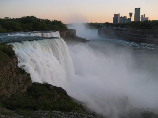 Niagara Falls, NY: Niagra Falls late July 2008