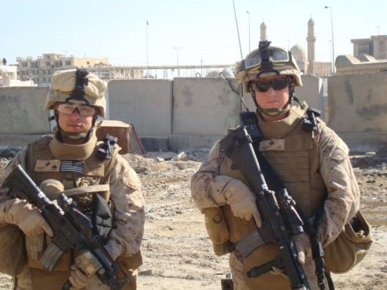 Baghdad, Irak: en las calles de fallujah,  bagdad