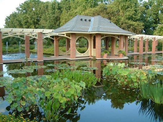 Хантсвил, Алабама: Botanical gardens in Huntsville AL