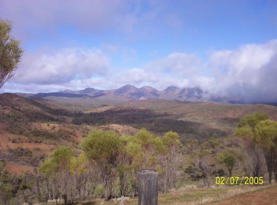 Wilpena, Australia: The Flinders Rangers, South Australia, Australia