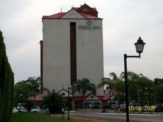 Fiesta Inn Tampico: Hotel Fiesta Inn, donde se llevo a cabo el Seminario ASME Seccion VIII y IX por parte de HSB Glo