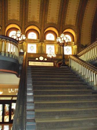 Bilde fra St. Louis Union Station