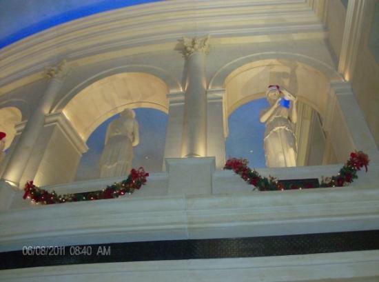 Caesars Atlantic City: romans