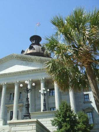 Bilde fra South Carolina State House