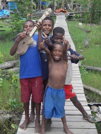 Tembagapura, Indonesia: Agatz boys