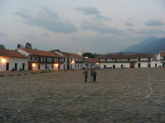 Villa de Leyva arquitectura detenida en el tiempo