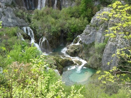 Senj, Croacia: Plivitsa Lakes, great falls