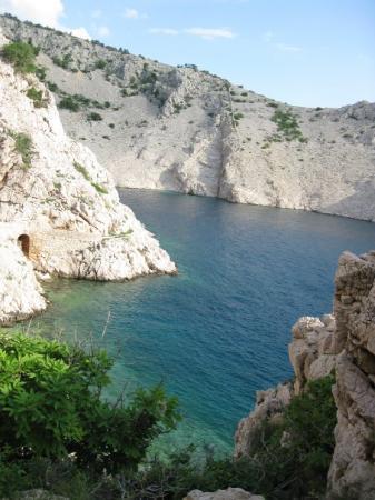 Senj, Croatia: Jablonac fiord 2