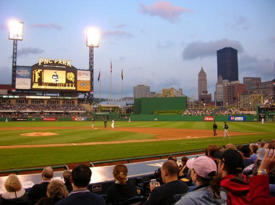 PNC Park in Pittsburgh, PA 2007