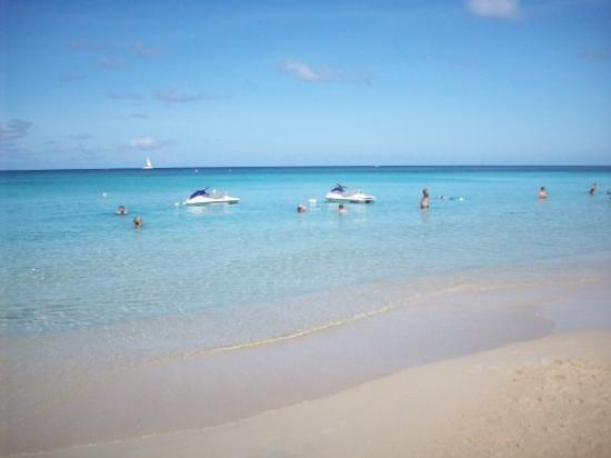 Tabyana Beach: our last destination, Honduras, Isla Roatan....my favorite.