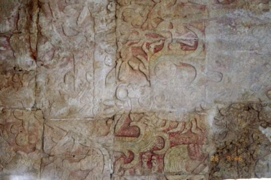 More Chichen Itza Carvings