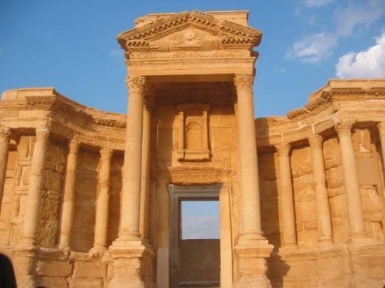 Foto de Roman Theatre of Palmyra