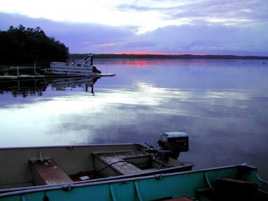 Pine Mountain Lake, Backus