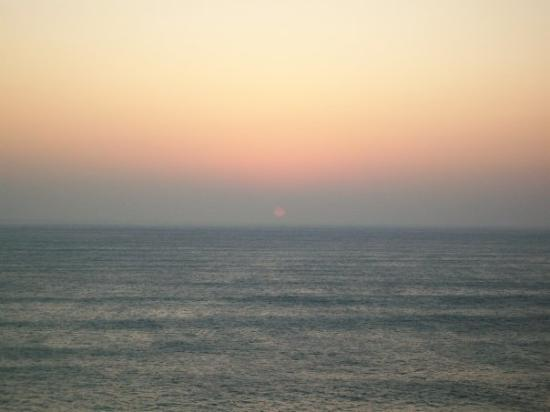 Kagoshima, Japan: Watching sunrise at 6 am