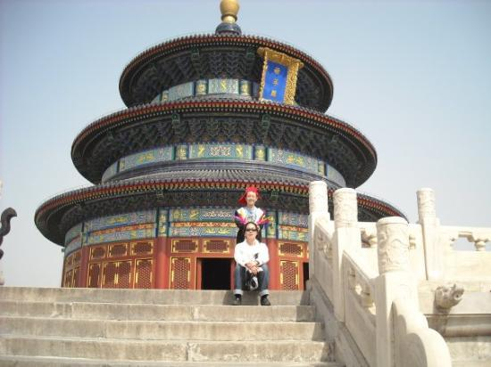 Himmeltempelet: the hall of prayer for good harvests in the temple of heaven