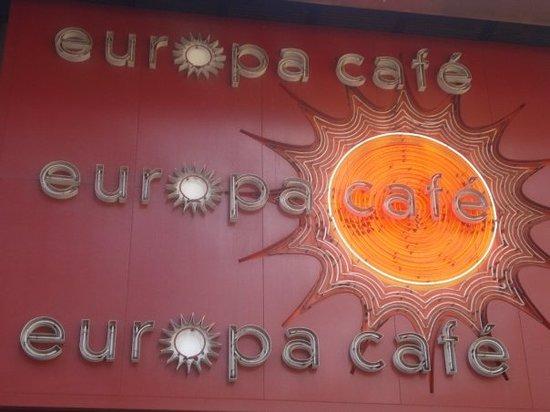 Bilde fra Europa Cafe