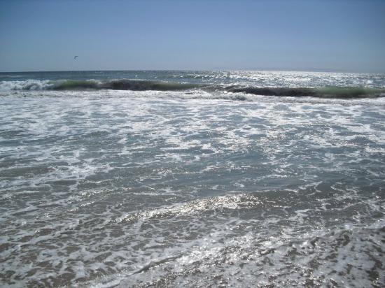 Huntington Beach, CA: Our Ocean....isnt that so beautiful?????????  Cant wait til Summer!!