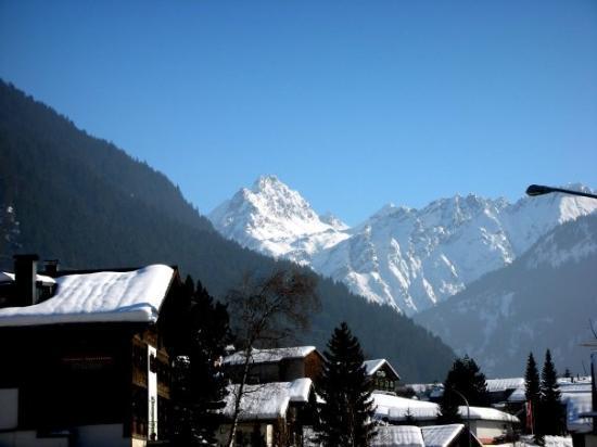 Gaschurn, Østerrike: The Montafon