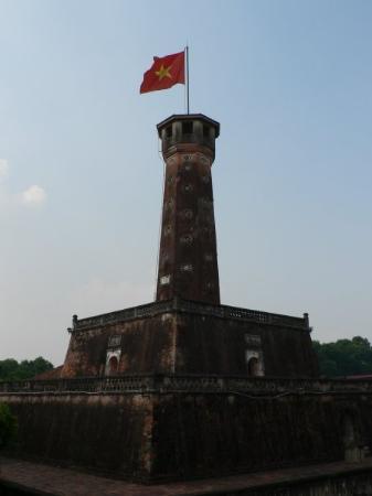 Hanoi Flag Tower: Flag Tower, Military History Museum - Hanoi