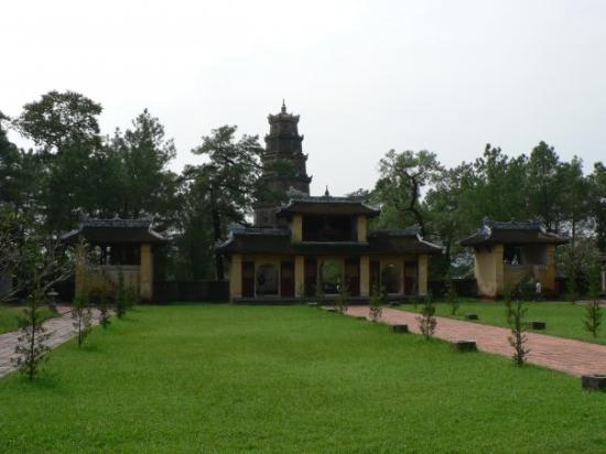 Thien Mu Pagoda - Hue