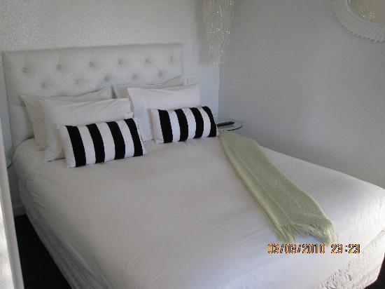 Regent of Rotorua: Bed