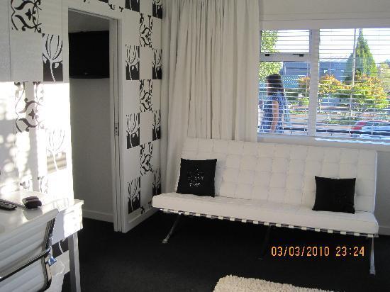 Regent of Rotorua: Front Room