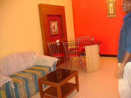 Hotel Silver Oak: nice room ambience