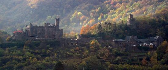 Trechtingshausen, Tyskland: Burg Reichenstein