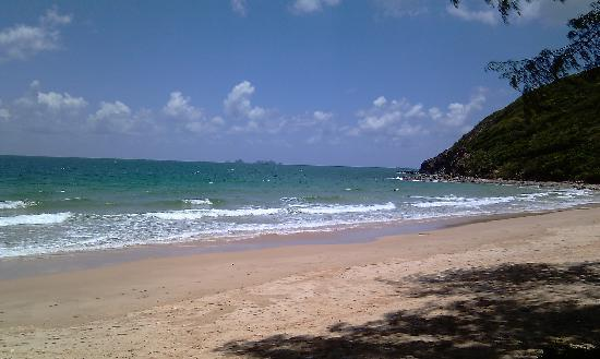 Sari Pacifica Hotel, Resort & Spa Sibu Island: Beach