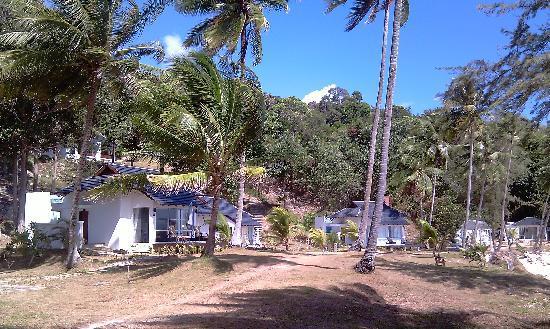 Sari Pacifica Hotel, Resort & Spa Sibu Island: Best room in resort