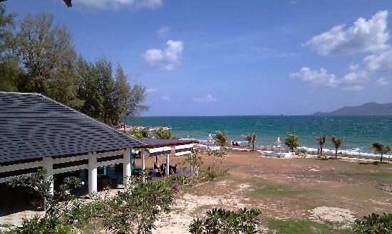 Sari Pacifica Hotel Resort Spa Sibu Island View From Lobby