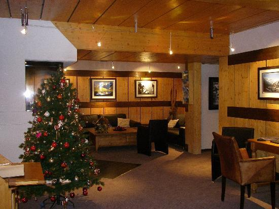 Hotel Cristal: Reception