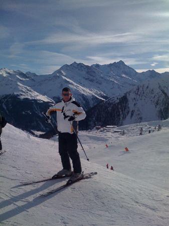 Hotel Cristal: Skiing