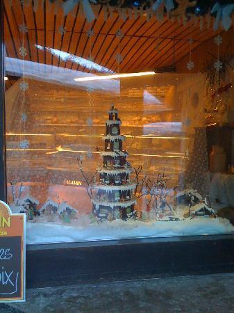 Hotel Cristal: Grimentz Village Shop