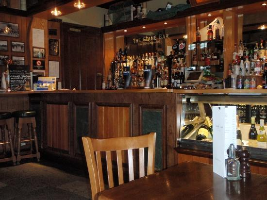 The Dunstane Hotel: Whisky Bar