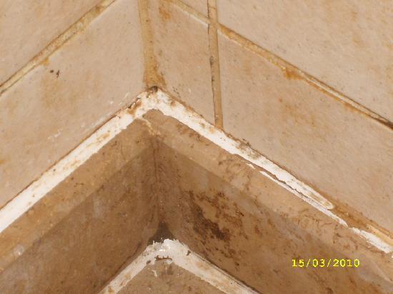 Sierra Sharm El Sheikh: shower corner