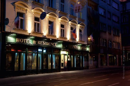 Hotel Praga 1 Prague Praga1 Hotel by nights