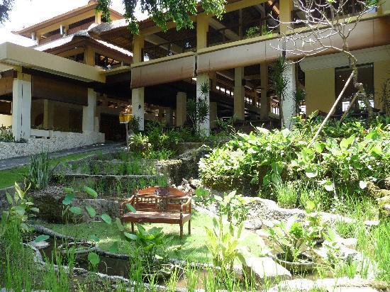 Mercure Resort Sanur: lobby hotel Mercure Sanur