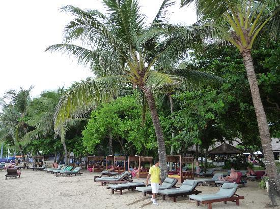 Mercure Resort Sanur: la plage du Mercure Sanur