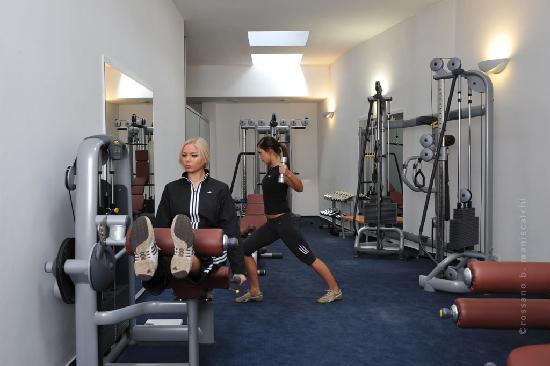 Hotel Roma: Roma Hotel fitness zone