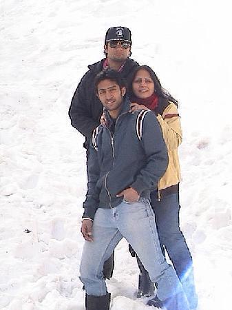 Hotel Hatu: on ski slopes in Narkanda