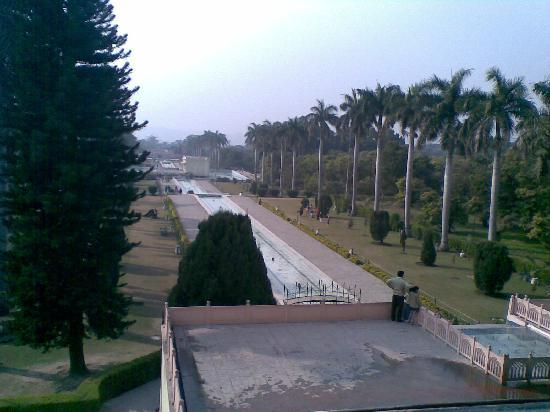Chandigarh, Inde : Beautiful Gardens