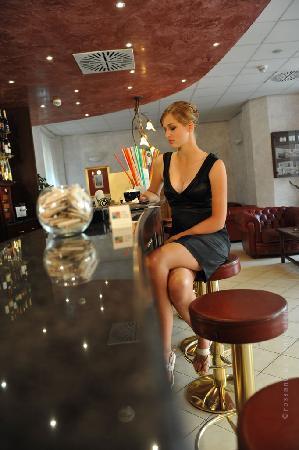 Hotel Caesar Prague Lobby bar